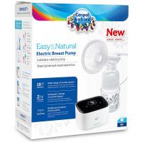 CANPOL BABIES Elektronická odsávačka mateřského mléka EASY NATURAL