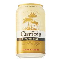 CARIBIA Ginger Beer zázvorová limonáda 330 ml