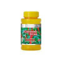 STARLIFE Cayenne Star 60 kapslí