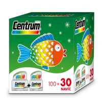 CENTRUM AZ balení 100 + 30 tablet