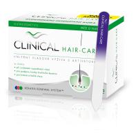 CLINICAL HAIR-CARE 45+15 tobolek ZDARMA + DÁREK pilník