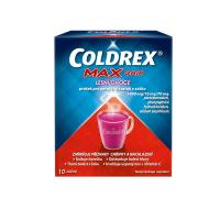 COLDREX MAX Grip lesní ovoce prášek pro perorální roztok 10 sáčků