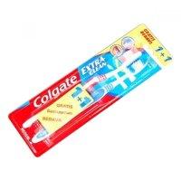 COLGATE Zubní kartáček Extra Clean 1+1 zdarma