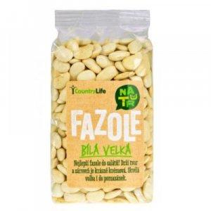 COUNTRY LIFE Fazole bílá velká 500 g