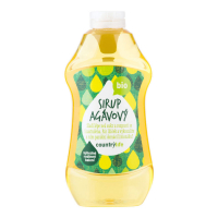 COUNTRYLIFE Agávový sirup BIO 874 ml