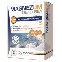 DA VINCI ACADEMIA Magnezum Dead Sea hořčík 40 tablet