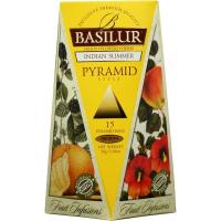 DÁREK BASILUR Fruit Indian Summer Pyramid 15x 2 g