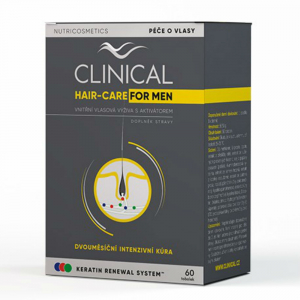 DÁREK Clinical Hair-Care for MEN 60 tobolek