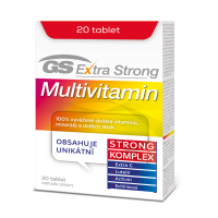 DÁREK GS Extra Strong Multivitamin 20 tablet