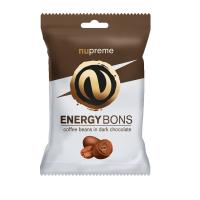 DÁREK NUPREME Energy Bons Dark 70 g