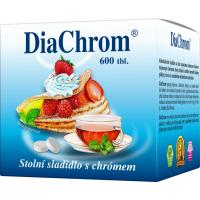DIACHROM Umělé sladidlo 600 tablet