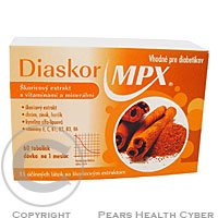 MPX Diaskor 60 tablet