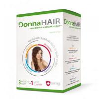 DONNA HAIR 4 měsíční kúra 90+30 tobolek ZDARMA