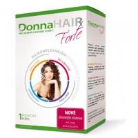 DONNA HAIR Forte 30 tobolek MĚSÍČNÍ kúra