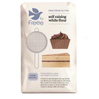 DOVES FARM-FREEE Samokypřící směs bílá bez lepku 1000 g