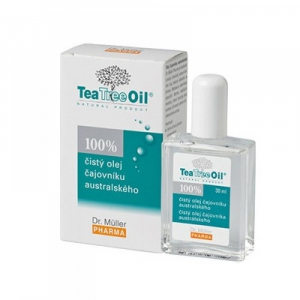 DR. MÜLLER Tea Tree Oil 100 % čistý 10 ml