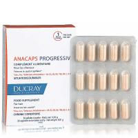 DUCRAY Anacaps Progressiv Chronické vypadávání vlasů 30 tobolek