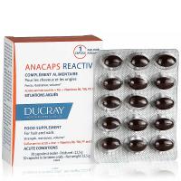 DUCRAY Anacaps Reactiv Reakční vypadávání vlasů 30 tobolek