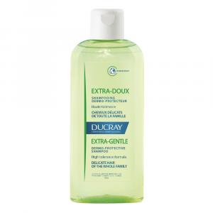 DUCRAY Extra-Doux Velmi jemný ochranný šampon pro časté mytí 200 ml