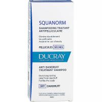 DUCRAY Squanorm Šampon suché lupy 200 ml