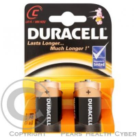 DURACELL Basic baterie LR14/C MN1400 - 2 kusy