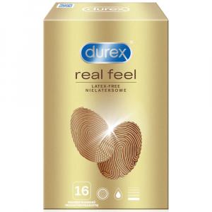 DUREX Real Feel Kondomy 16 kusů
