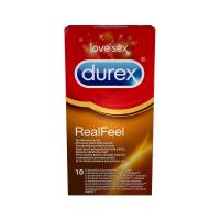 DUREX Real Feel prezervativ 10 kusů