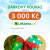 Elektronický dárkový poukaz v hodnotě 3000 Kč