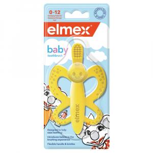 ELMEX Zubní kartáček Baby 0-12m 1 ks