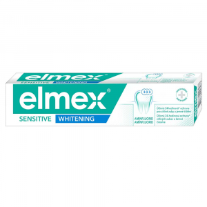 ELMEX Zubní pasta Sensitive Whitening 75 ml
