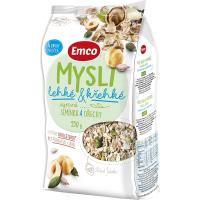 EMCO Mysli sypané lehké a křehké Semínka a ořechy 550 g