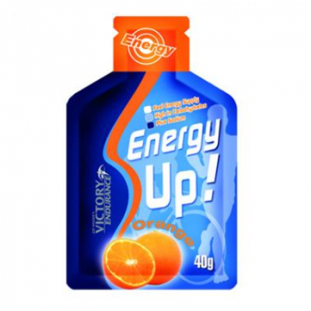 VICTORY ENDURANCE Energy Up energetický gel Citron 40 g