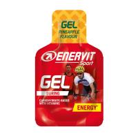 ENERVIT energetický gel ananas 25 ml