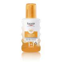 EUCERIN SUN  Dětský sprej 1+1 Sensitive Protect SPF 50+ 200 ml