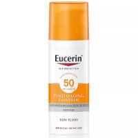 EUCERIN Sun Photoaging Control Emulze na opalování na obličej proti vráskám SPF 50 50 ml