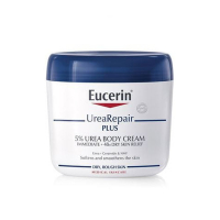 EUCERIN UreaRepair PLUS tělový krém 5% Urea 450 ml