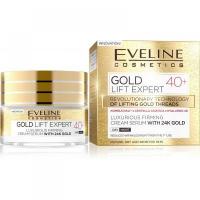 EVELINE Gold Lift Expert denní a noční krém 40+ 50 ml