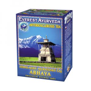 EVEREST AYURVEDA Abhaya krevní oběh a pružnost cév sypaný čaj 100 g