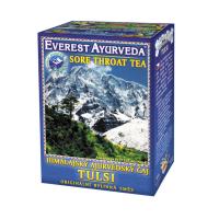 EVEREST AYURVEDA Tulsi Respirační systém & krční oblast 100 g sypaného čaje