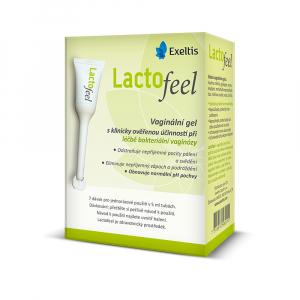 EXELTIS Lactofeel 7 jednorázových dávek v 5 ml tubách
