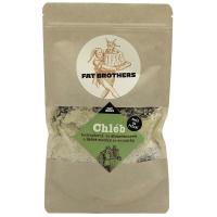 FAT BROTHERS Chléb se slunečnicovou a lněnou moukou a semínky v pytlíku 215 g