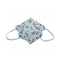 FFP2 NR Dětský respirátor modrý 10 ks