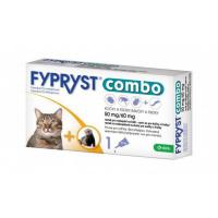 FYPRYST combo spot-on 50/60 mg kočka a fretka 1 pipeta