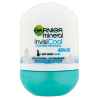GARNIER Mineral Invisi Cool Roll-on minerální deodorant 50 ml