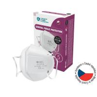 GENERAL PUBLIC PROTECTION FFP3 NR 5 kusů Jednorázový ochranný respirátor