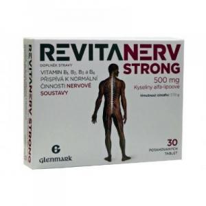 GLENMARK Revitanerv Strong 30 tablet