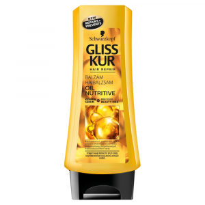 GLISS KUR Oil Nutritive Balzám na vlasy 200 ml
