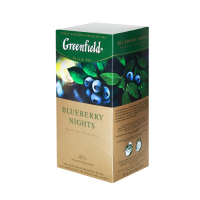 GREENFIELD Black blueberry 1+1 ZDARMA