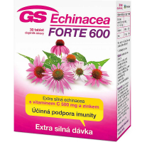 GS Echinacea forte 600  30 tablet