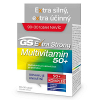 GS Extra Strong Multivitamin 50+ 90+30 tablet